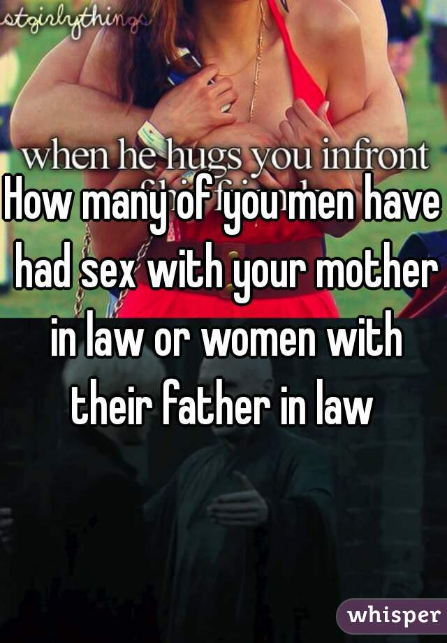 how many women have you had sex with