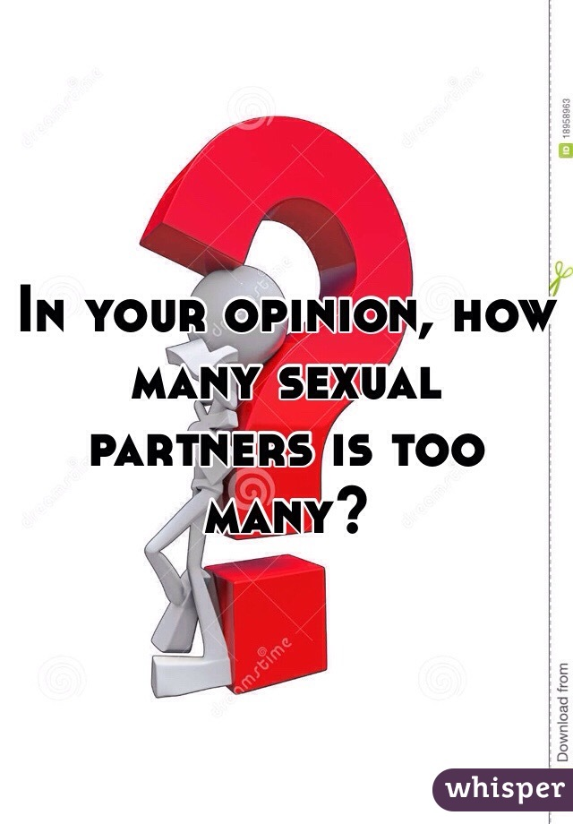 How many sexual partners is too many images 35