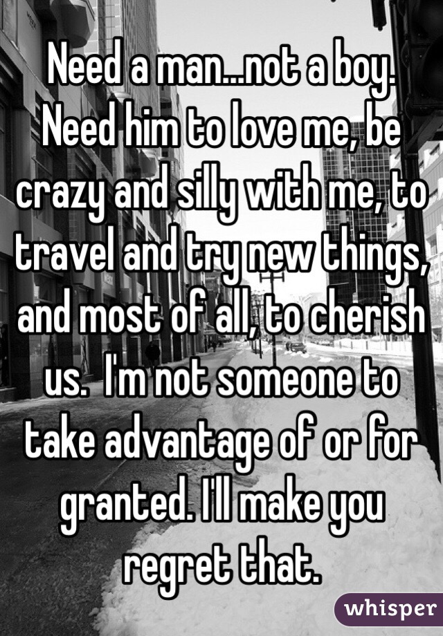 How to make a guy not take you for granted