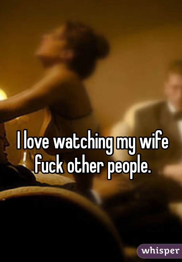 captions fuck Watching wife