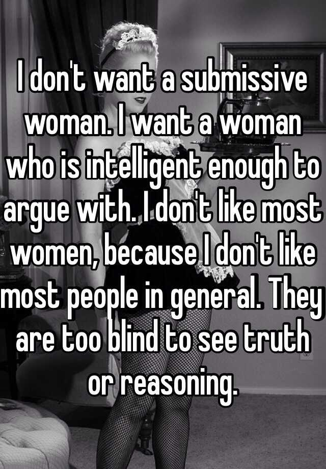 who is a submissive