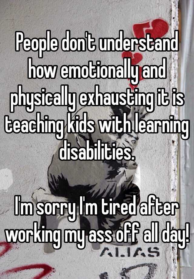 emotionally exhausting people