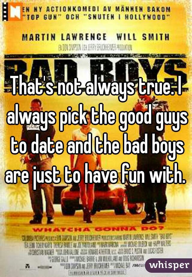 where to find good guys to date