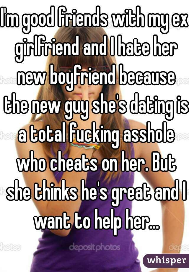 Fucking my ex boyfriend in his asshole