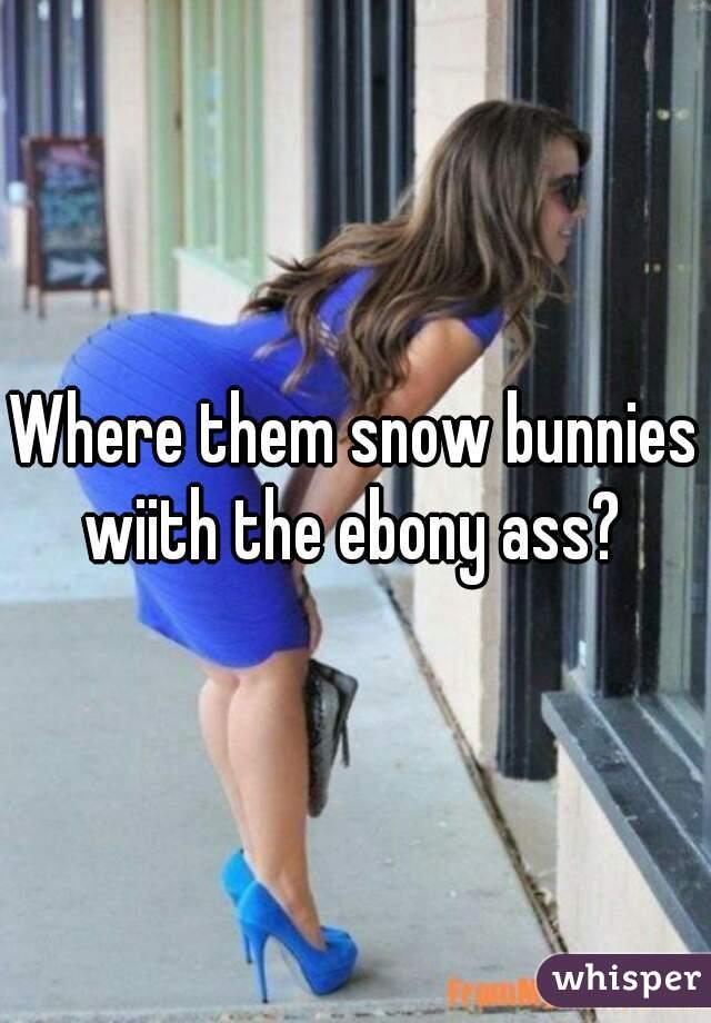 Ebony bunnies