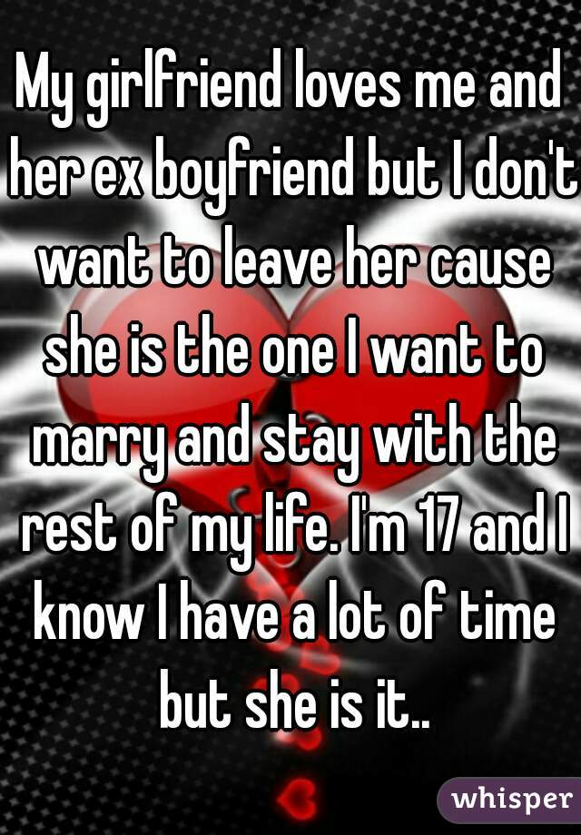 i don t want to marry my girlfriend