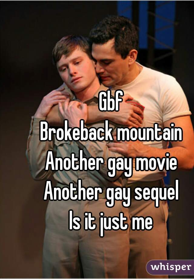 Gay male authoritative story
