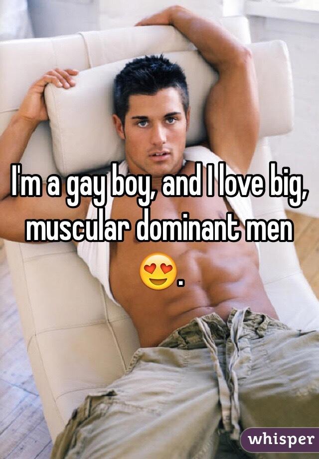 muscle Gay boy lovre