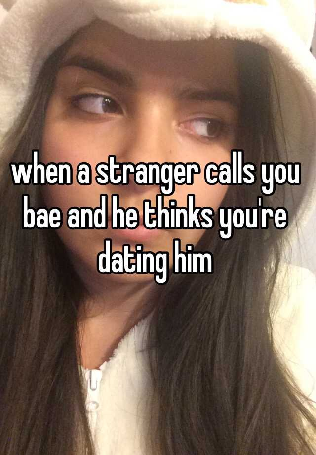 How often do you call someone youre dating