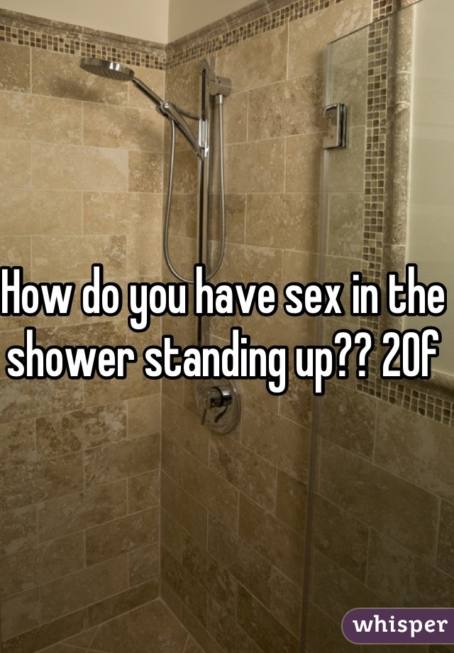 How to have sex in a shower picture 35