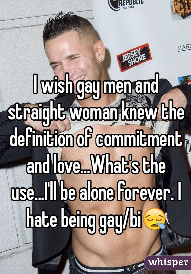 from Cody i hate being gay