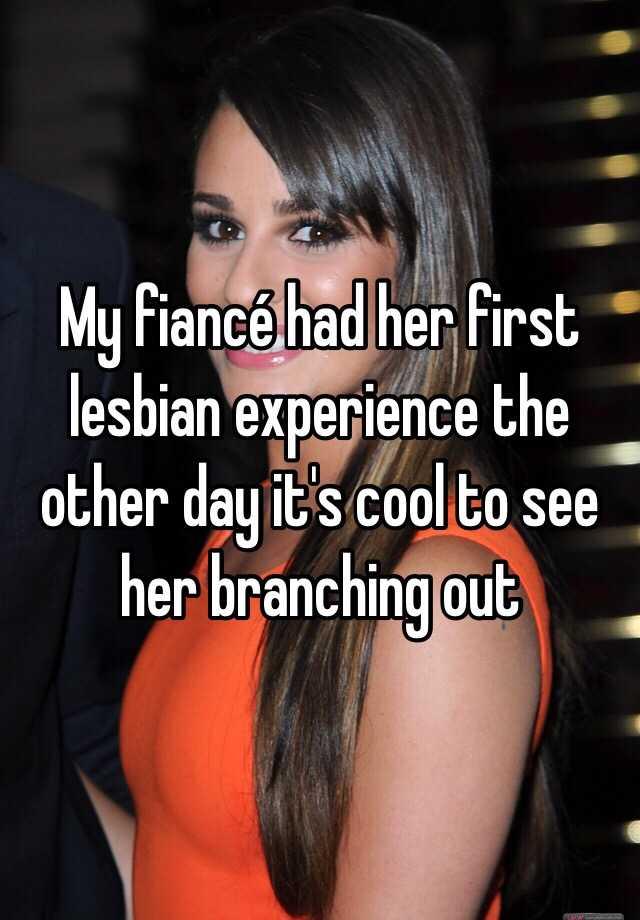 1st lesbian experience