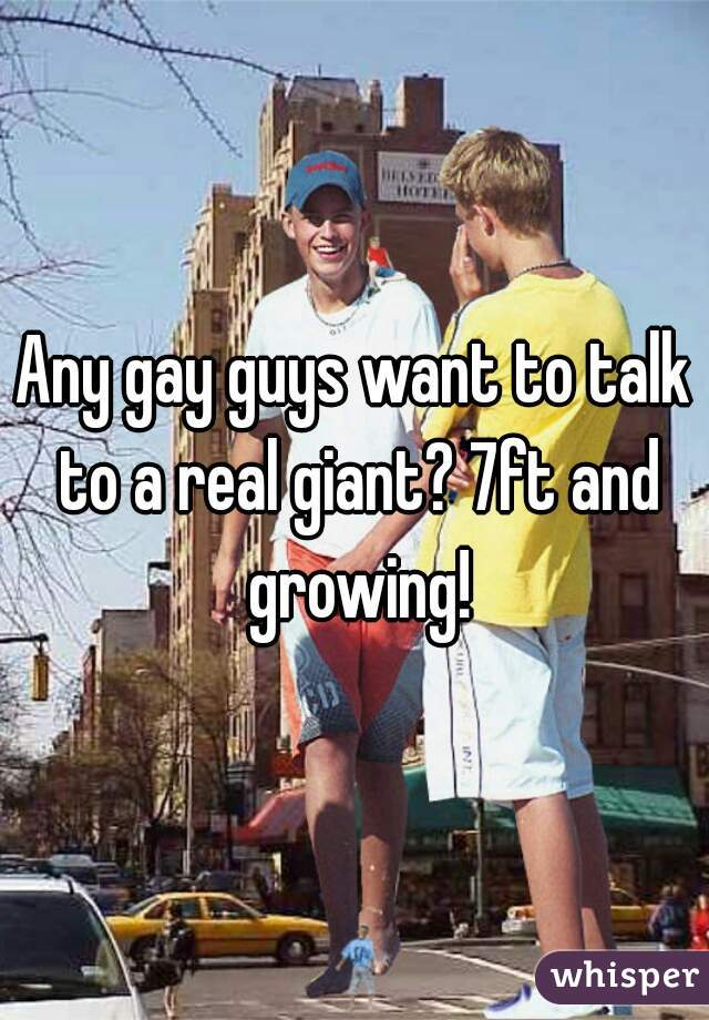 Huge gay guys