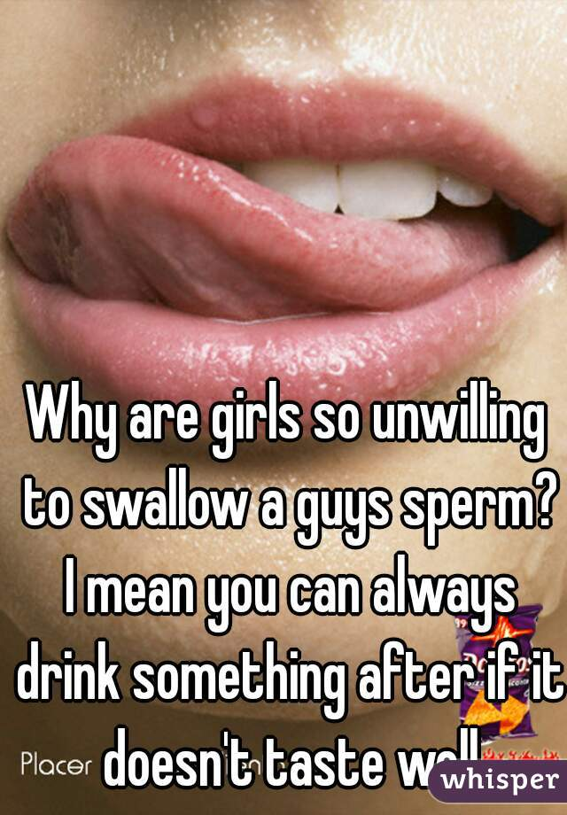 Do Girls Really Like Cum