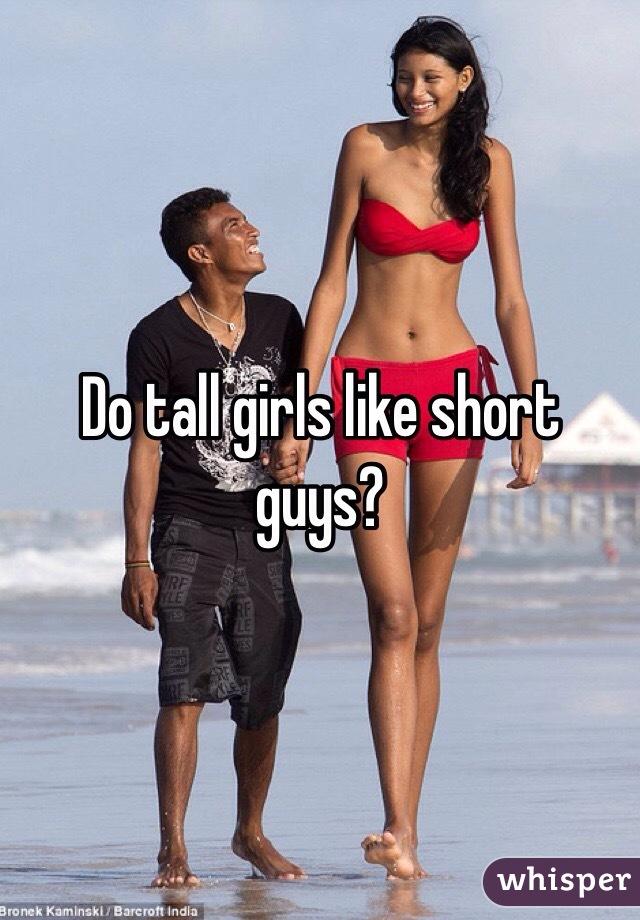 Girls who like short guys