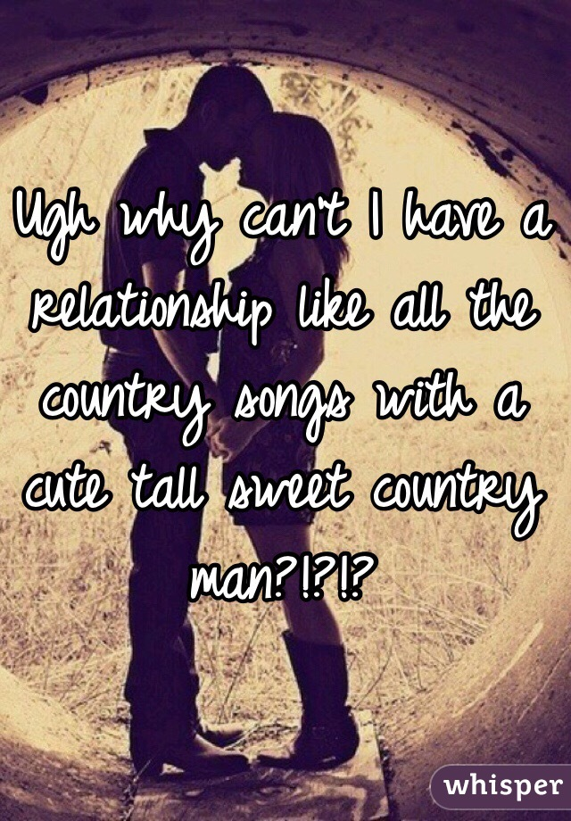 cute country relationships