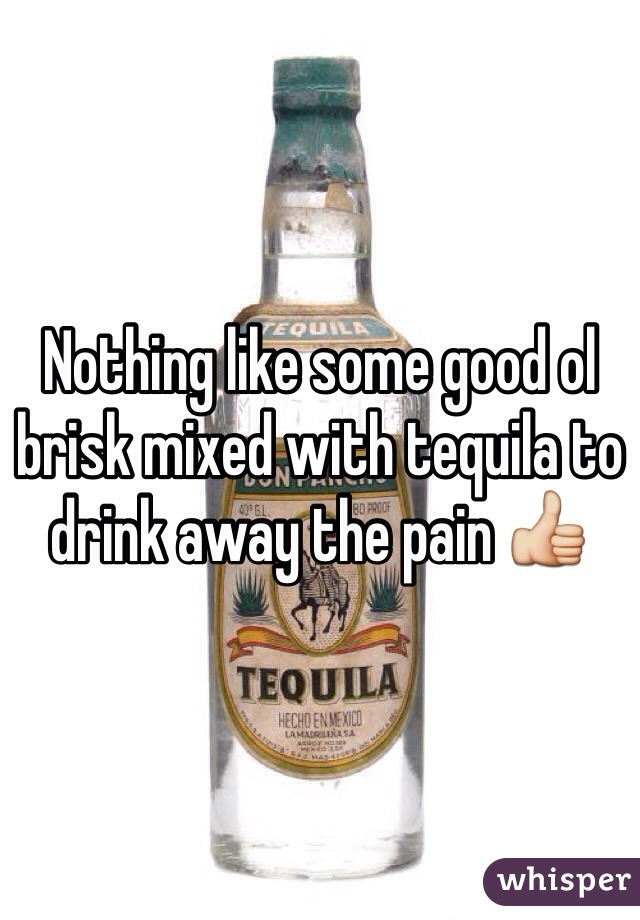 øl med tequila