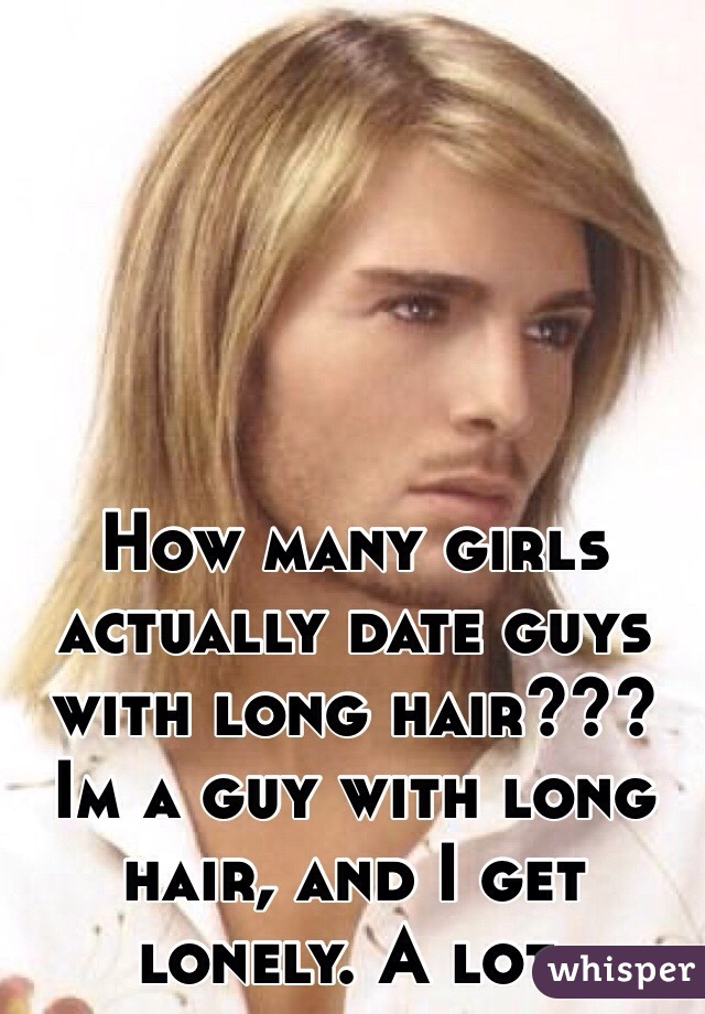 date guys with long hair
