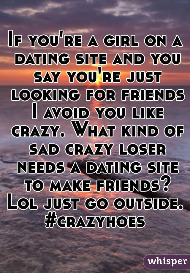 Loser dating site