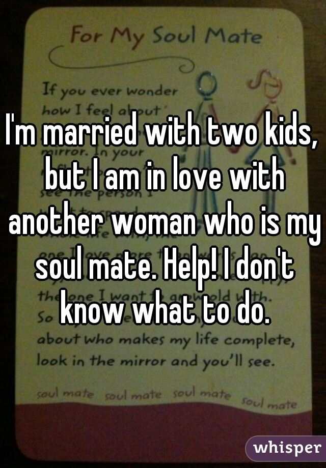 I Am Married But In Partiality With Another Woman