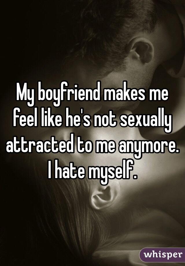 彼氏は性的に興味がない