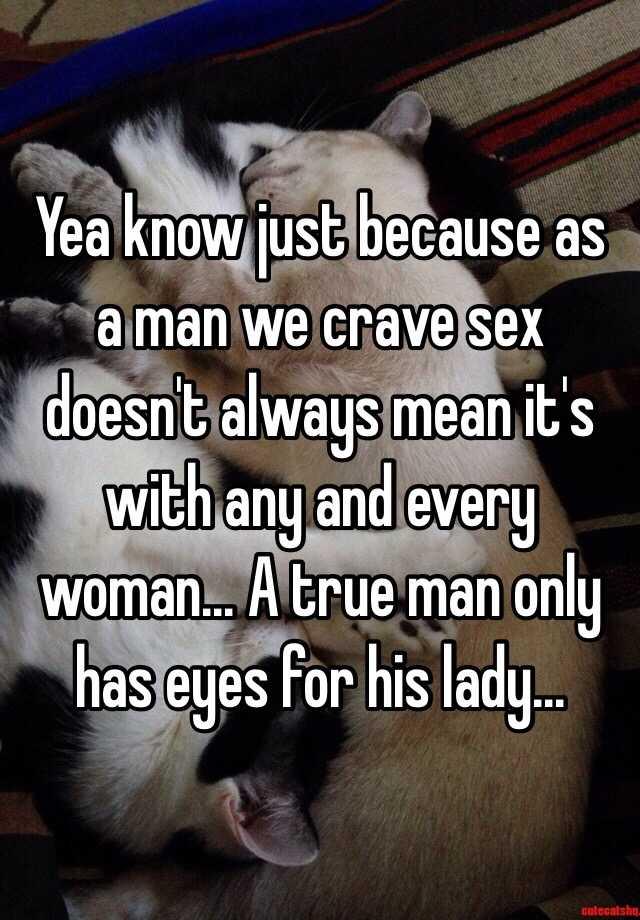 Yea im the sex man