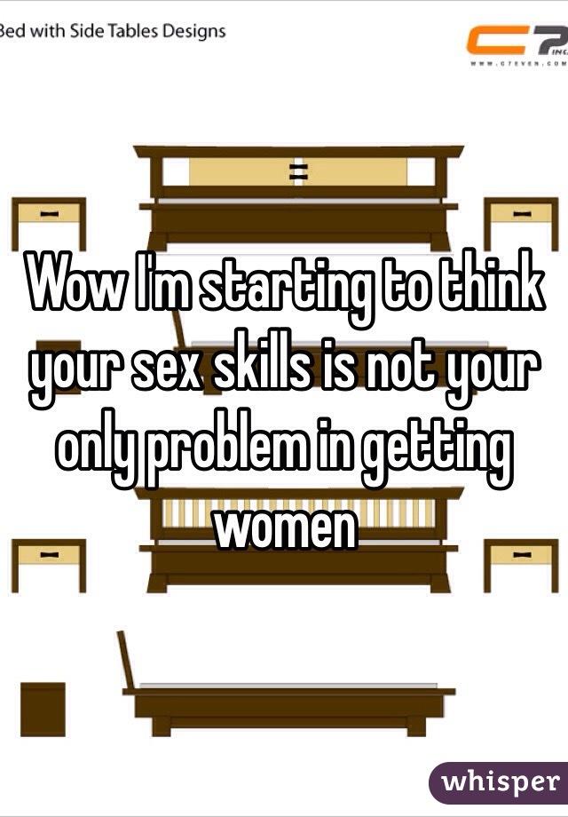 sex skills for women