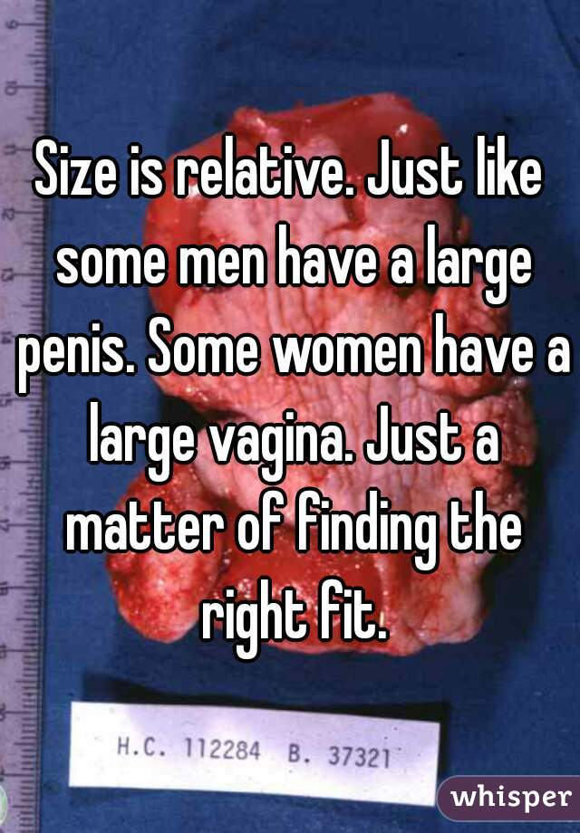 vagina with penis Finding