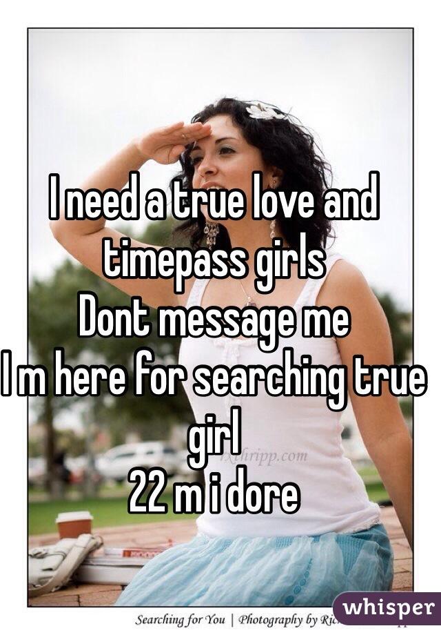 Timepass girls