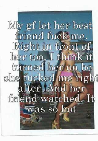 Girlfriend Lets Me Fuck Her Friend