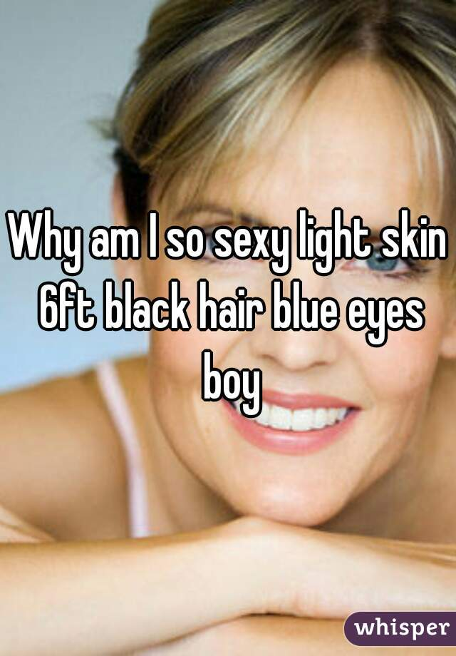 Sexy boys with blue eyes