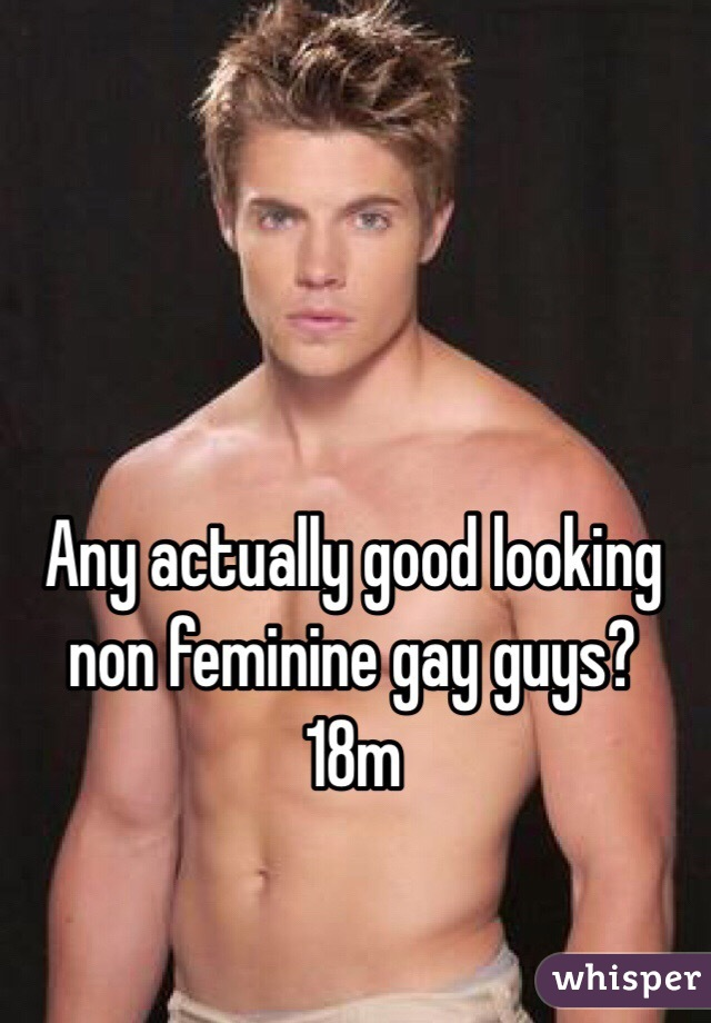 Looking for gay guys