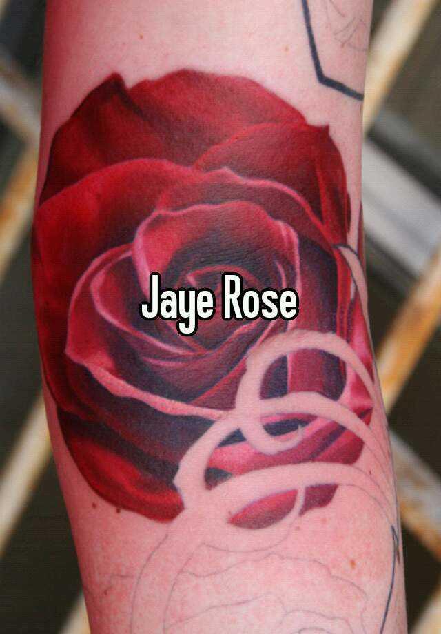 Jaye Rose Nude Photos 61
