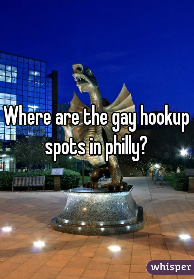 Philly hookup