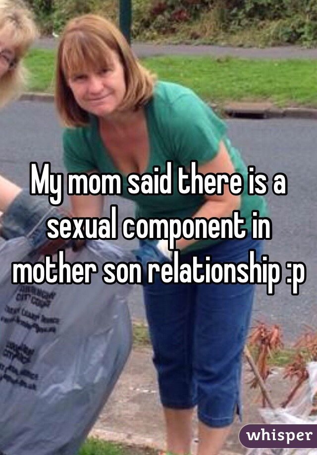 Mother Son Sex Relationships