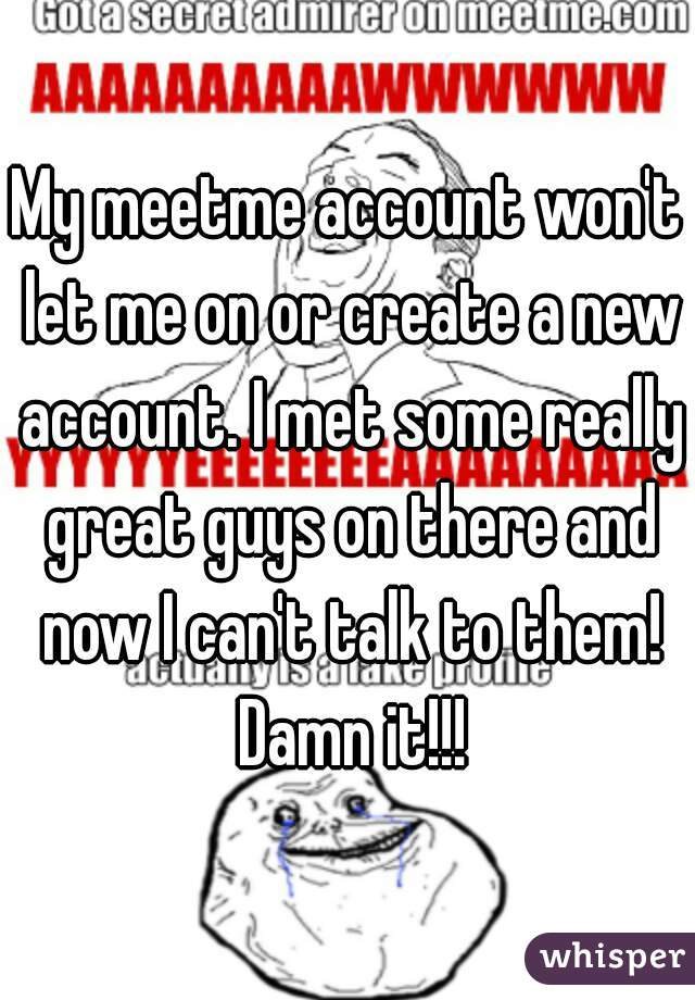 Account create meetme fentonia.com Ngadaptarkeun
