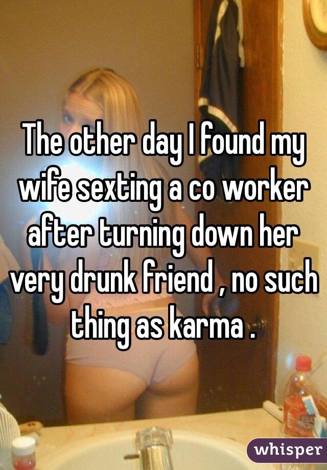 Watching cuckold wife