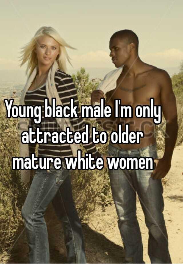 Mature woman pleasing