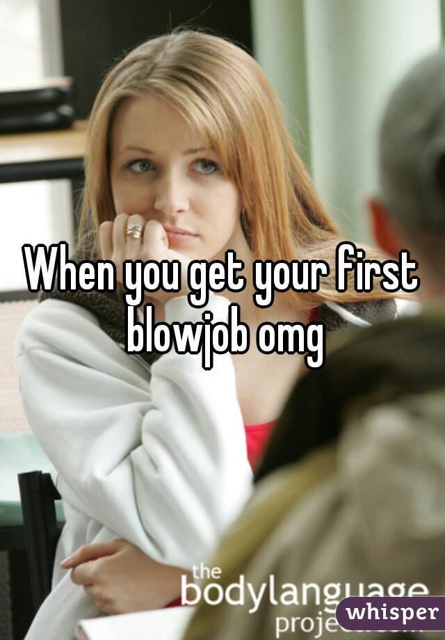 a Teen blowjob getting