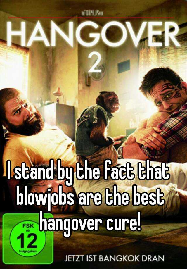 The hangover pictures blowjob