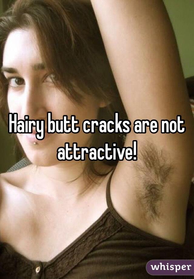 Teen hairy butt