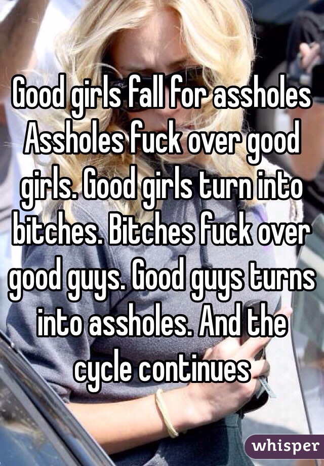 Bitches that want a good fucking