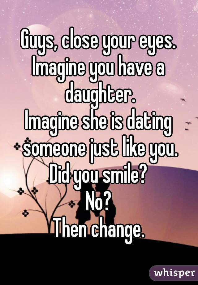 Dating a man who has a daughter
