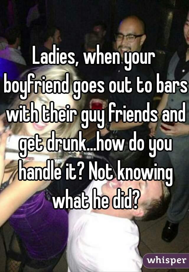 when your boyfriend