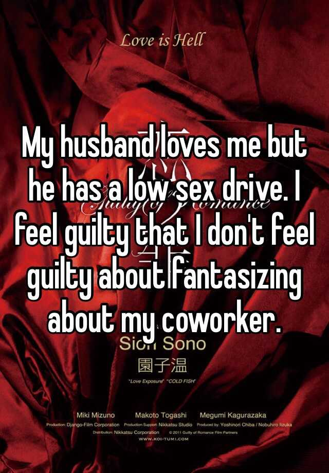 Husband with low sex drive