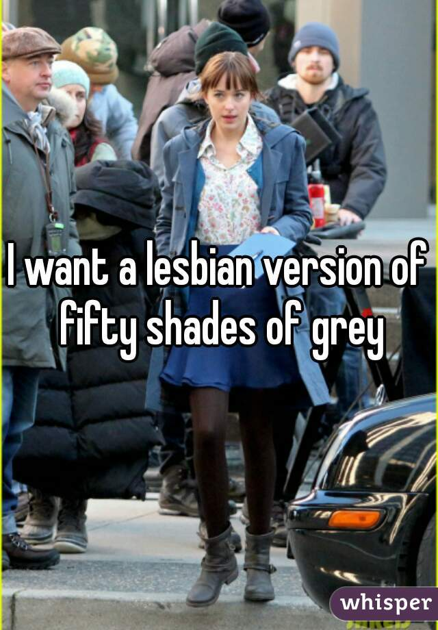50 Shades Of Grey Lesbian Version