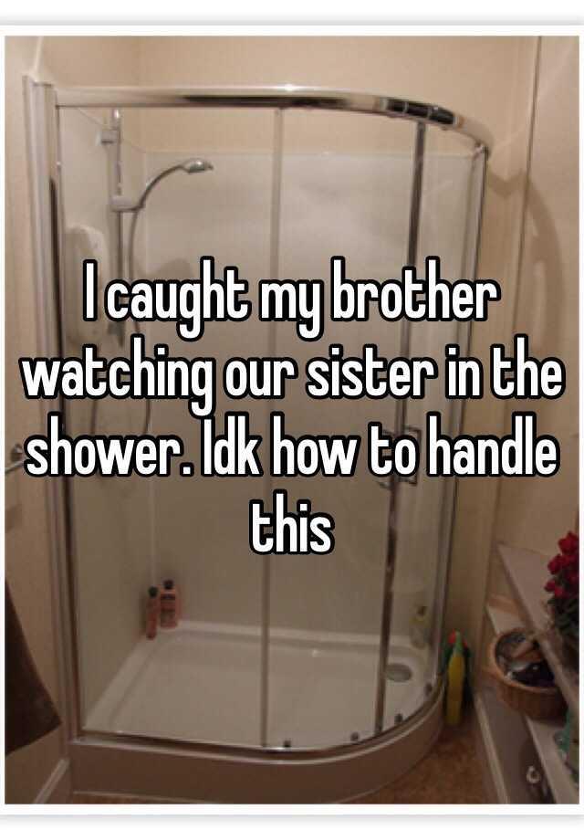 Caught Having Sex The Shower