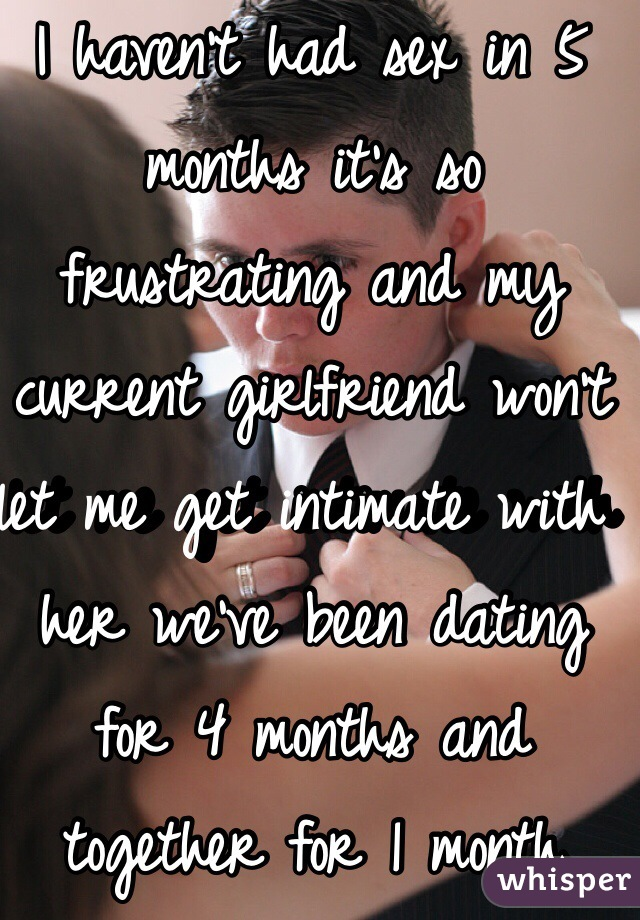 1 month dating
