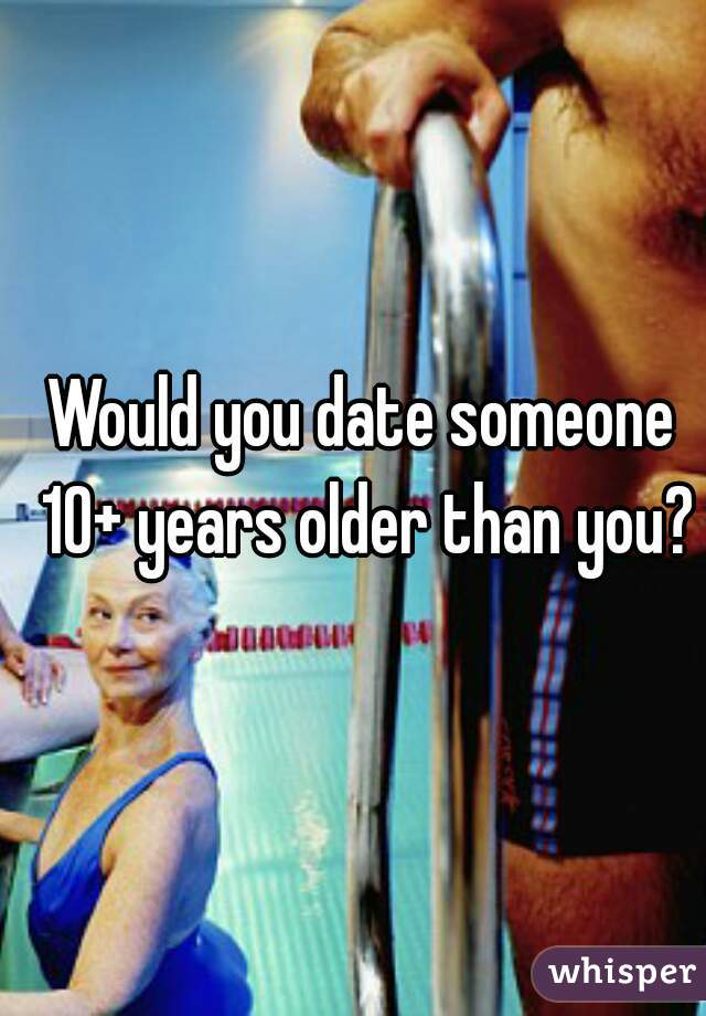 dating a guy 8 years older than you