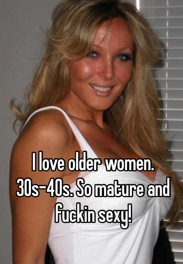 Sexy 30s women